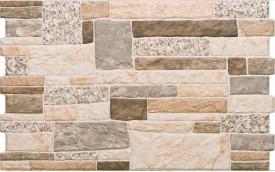 Фасадная клинкерная плитка Cerrad Canella Diuna, размер 490 x 300 x 10 мм, толщина 10 мм.