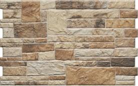 Фасадная клинкерная плитка Cerrad Canella Terra, размер 490 x 300 x 10 мм, толщина 10 мм.