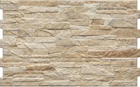 Фасадная клинкерная плитка Cerrad Nigella Desert, размер 490 x 300 x 10 мм, толщина 10 мм.