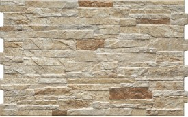 Фасадная клинкерная плитка Cerrad Nigella Nature, размер 490 x 300 x 10 мм, толщина 10 мм.