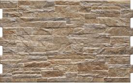 Фасадная клинкерная плитка Cerrad Nigella Terra, размер 490 x 300 x 10 мм, толщина 10 мм.