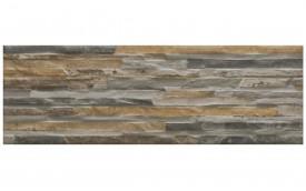 Фасадная клинкерная плитка Cerrad Rockford Rust, размер 450 x 150 x 9 мм, толщина 9 мм.