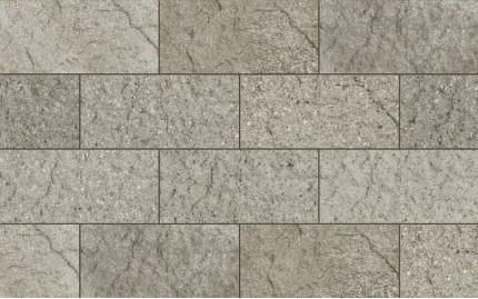 Фасадная клинкерная плитка Cerrad Saltstone Plansza Grys, размер 300 x 148 x 9 мм, толщина 9 мм.