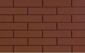 Фасадная клинкерная плитка Cerrad Burgund Gladka, размер 245 x 65 x 6,5 мм, толщина 6,5 мм.