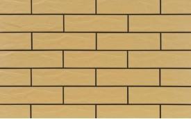 Фасадная клинкерная плитка Cerrad Piaskowa Rustiko, размер 245 x 65 x 6,5 мм, толщина 6,5 мм.