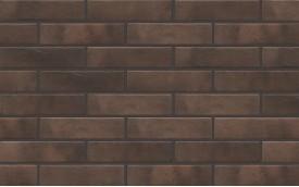 Фасадная клинкерная плитка Cerrad Retro Brick Cardamon, размер 245 x 65 x 8 мм, толщина 8 мм.