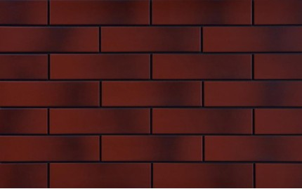 Фасадная клинкерная плитка Cerrad Country Wisnia Gladka Plus, размер 245 x 65 x 6,5 мм, толщина 6,5 мм.
