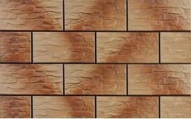 Фасадная клинкерная плитка Cerrad Kamien Cer 8 Mocca, размер 300 x 148 x 9 мм, толщина 9 мм.