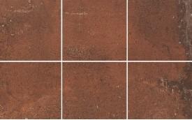 Напольная плитка Cerrad Piatto Red, размер 300 x 300 x 9 мм, толщина 9 мм.