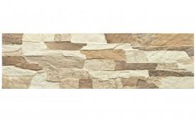 Фасадная клинкерная плитка Cerrad Aragon Beige, размер 450 x 150 x 9 мм, толщина 9 мм.