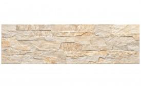 Фасадная клинкерная плитка Cerrad Aragon Sand, размер 450 x 150 x 9 мм, толщина 9 мм.
