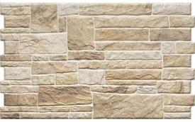 Фасадная клинкерная плитка Cerrad Canella Desert, размер 490 x 300 x 10 мм, толщина 10 мм.