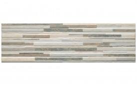 Фасадная клинкерная плитка Cerrad Zebrina Forest, размер 600 x 175 x 9 мм, толщина 9 мм.