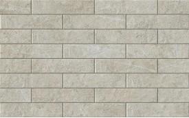 Фасадная клинкерная плитка Cerrad Cerros Plansza Bianco, размер 300 x 74 x 9,0 мм, толщина 9,0 мм.