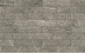 Фасадная клинкерная плитка Cerrad Cerros Plansza Grys, размер 300 x 74 x 9,0 мм, толщина 9,0 мм.