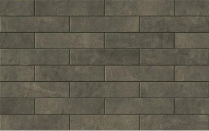 Фасадная клинкерная плитка Cerrad Macro Plansza Grafit, размер 300 x 74 x 9,0 мм, толщина 9,0 мм.