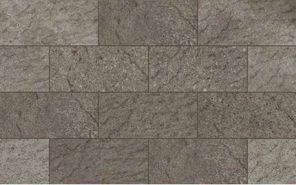 Фасадная клинкерная плитка Cerrad Saltstone Plansza Grafit, размер 300 x 148 x 9 мм, толщина 9 мм.