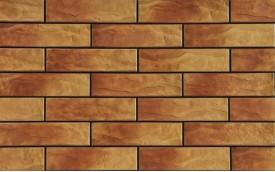 Фасадная клинкерная плитка Cerrad Dakota Rustiko, размер 245 x 65 x 6,5 мм, толщина 6,5 мм.