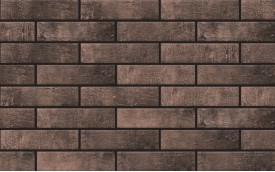 Фасадная клинкерная плитка Cerrad Loft Brick Cardamon, размер 245 x 65 x 8 мм, толщина 8 мм.