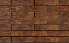 Фасадная клинкерная плитка Cerrad Montana Rustiko, размер 245 x 65 x 6,5 мм, толщина 6,5 мм.