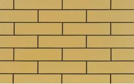 Фасадная клинкерная плитка Cerrad Piaskowa Gladka, размер 245 x 65 x 6,5 мм, толщина 6,5 мм.