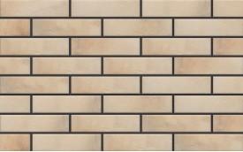 Фасадная клинкерная плитка Cerrad Retro Brick Salt, размер 245 x 65 x 8 мм, толщина 8 мм.