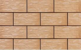 Фасадная клинкерная плитка Cerrad Kamien Cer 10 Ecru, размер 300 x 148 x 9 мм, толщина 9 мм.