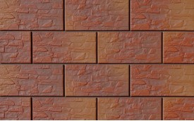Фасадная клинкерная плитка Cerrad Kamien Cer 4 Kalahari, размер 300 x 148 x 9 мм, толщина 9 мм.