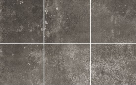 Напольная плитка Cerrad Piatto Antracyt, размер 300 x 300 x 9 мм, толщина 9 мм.